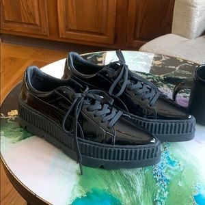 FENTY x PUMA pointy toe creeper